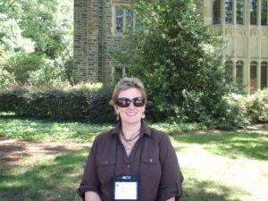Megan Dorsey at Duke (2010)