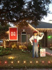 Corn Husker Christmas