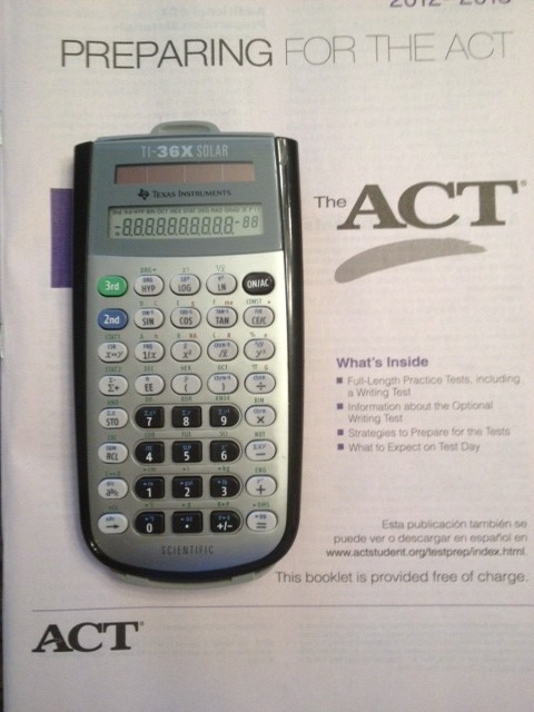 What Calculators Are Allowed On The Act Common Mistakes To Avoid