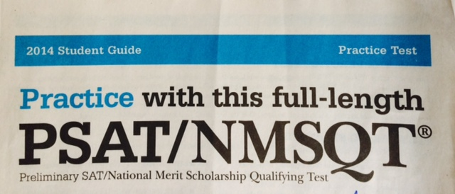 PSAT Strategic Stepping-Stone to the SAT and College Scholarships